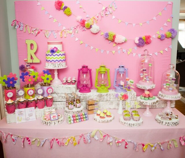 birthday themes for girls