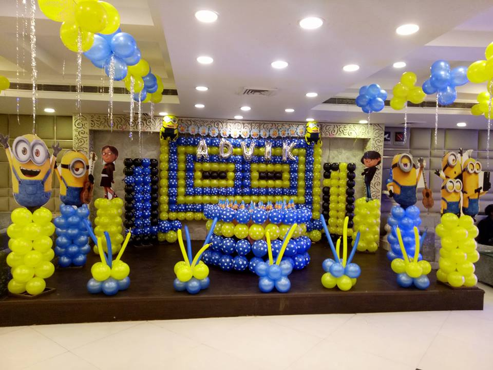 birthday party organisers in delhi